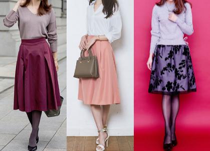 30代40代女性に似合うファッションレンタルサイトの服