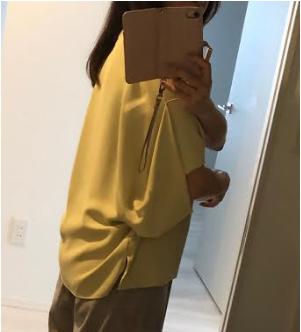 エアクロでレンタルした結衣風の服