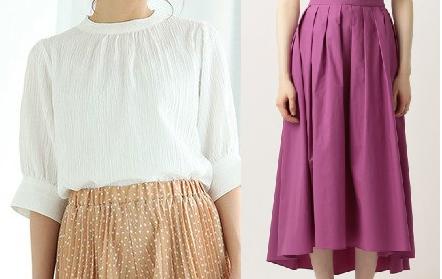 吉高由里子『わたし定時で帰ります』最終回着用白いトップスとピンクのスカート