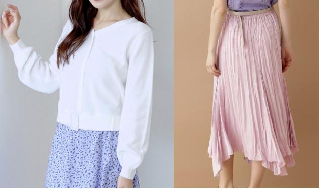 吉高由里子『わたし定時で帰ります』第4話の白いトップスとピンクのスカート