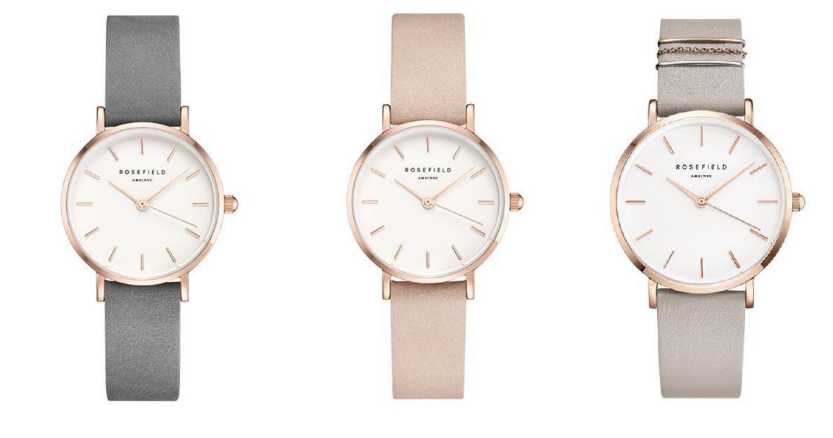 吉高由里子『わたし定時で帰ります』着用腕時計ブランド-ROSEFIELD